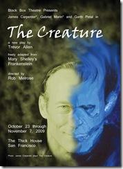 Trevor Allen's - THE CREATURE