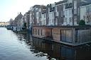casas flotantes Leiden