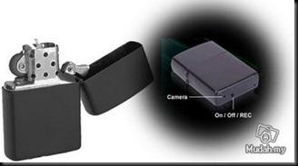 zippo camera r160