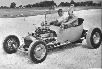 George Gould's T-Bucket Roadster