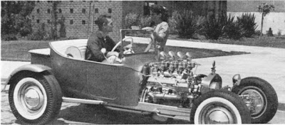 "The World's First Fiberglass T-Bucket Hot Rod: Buzz Pitzen's ""Glass Image"" – Part I"