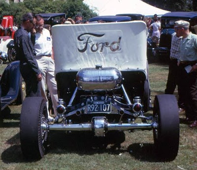 George Gould T-Bucket Roadster