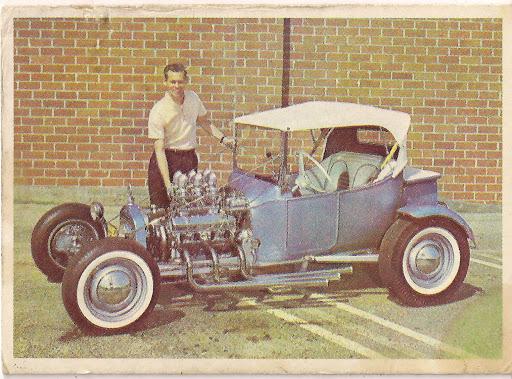 1950 buick hot rod