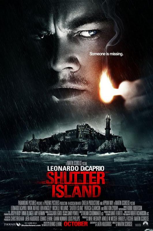 shutter island Shutter Island   Novo Trailer.