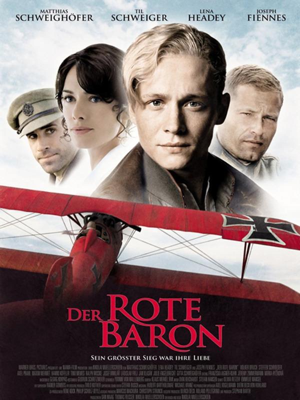 img redbaron themovie2008 movie poster Der Rote Baron 768x1024x24b Estreias da Semana (2010 08 05).