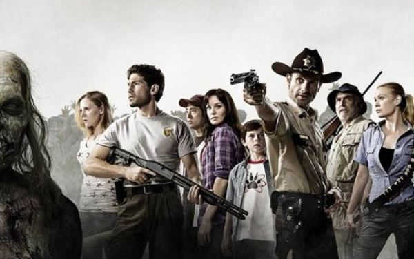"PHOt5jUAzTCKSU 1 l ""The Walking Dead"" – Posters, Fotos e Trailer."