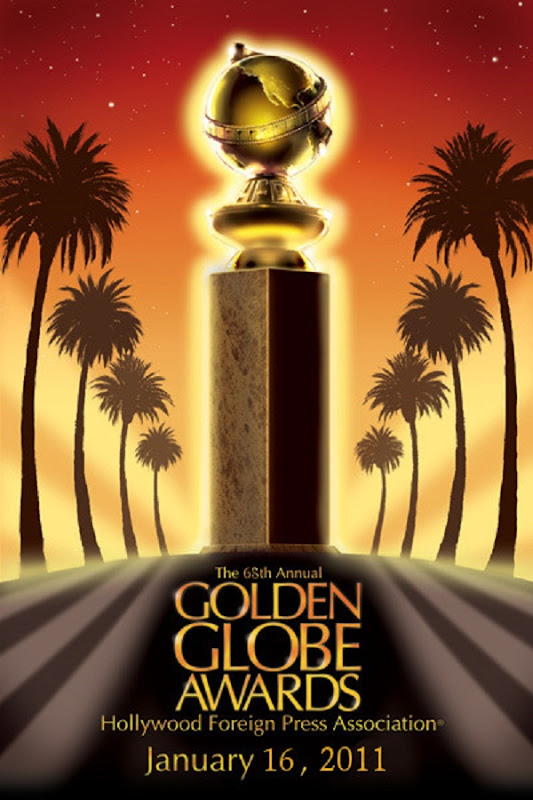 gga2011pamthomasdesigns1 The Golden Globes   Os Vencedores.