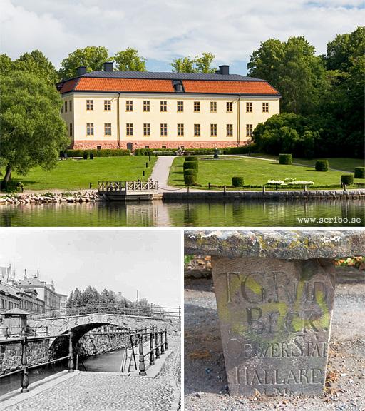 Nybrons toppsten från 1775