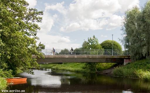 GC-bro vid Tunabergskolonin