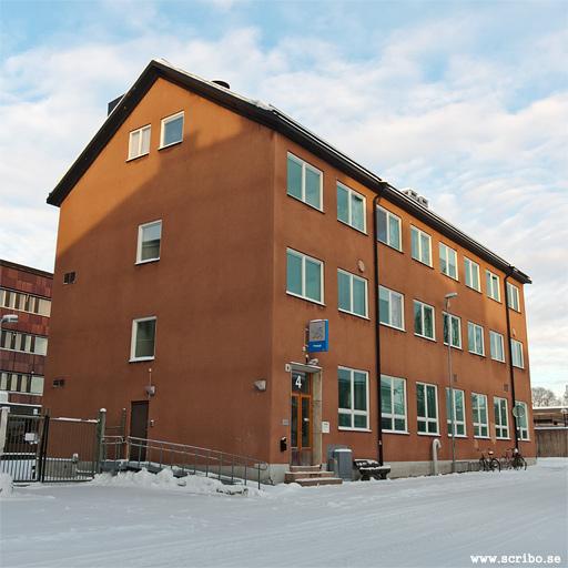 Upsala Sidenväveri AB, Suttungs gränd