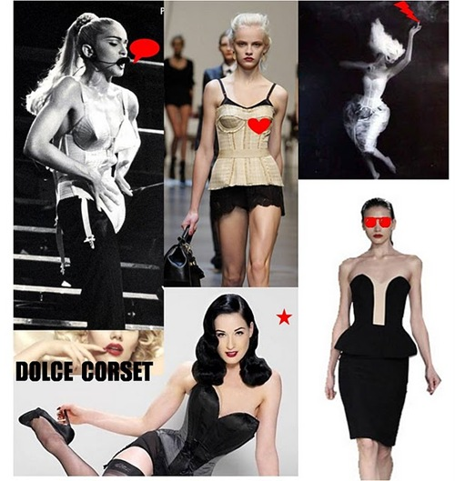 dolce corset