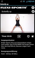 Screenshot of FLEXI-BAR & XCO Workout