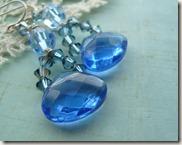 blue crystal briolette earr5