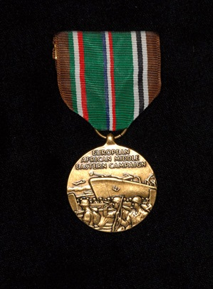 Euro-African Middle Eastern Campaign Medal