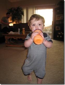 Ben 11 months 011