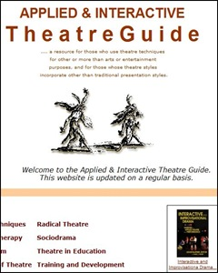 Applied and Interactive Theater Guide