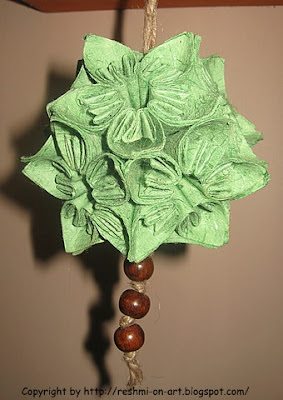 Kusudama-Flower-Craft
