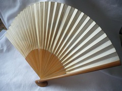 Fan open reverse