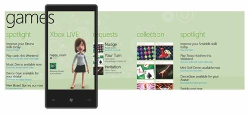 Windows Phone 7 Games