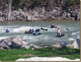 River Wipe Out