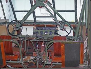 Glider Cockpit