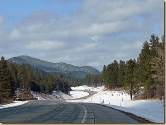 Black Hills Road
