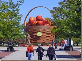 Longaberger's Big Basket