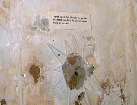 BTK Bullet Hole