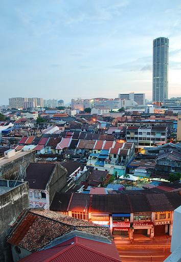 Georgetown, Penang, Malaysia