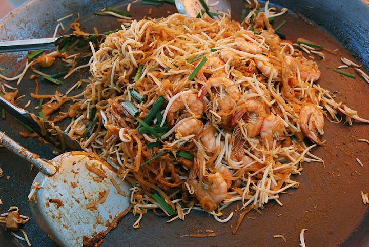 Жаренная лапша, Таиланд