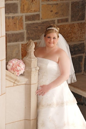 Big Plus Size Bridal Wedding Gown