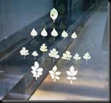 Zollverein - pressede blader