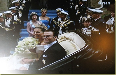 Royal Swedish Wedding