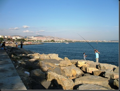 Marmara Beach Walk - Fishing