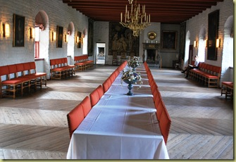 B - OsloBG -Akershus Forttress and Castle - Bloggers only