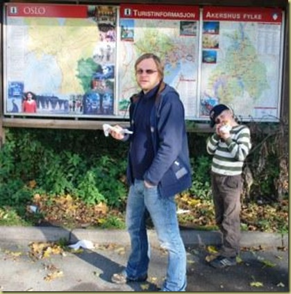 2010-10-16 - Tourist info Oslo etc