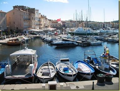 St Tropez Harbour 1