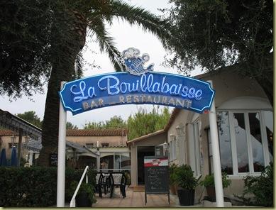 La Tour Fondue - La Bouillabaisse