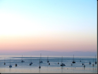 Sept - Capitola Sunrise
