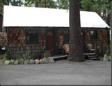 Eventyrhus Tahoe - Cabin Tahoma
