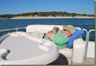 Frsh Air on the Lake - easy to have a nap