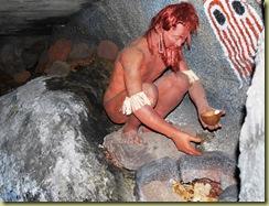 Kontiki Museum - Easter Island Cave Man