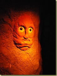 Kontiki Museum - Easter Island Cave mask