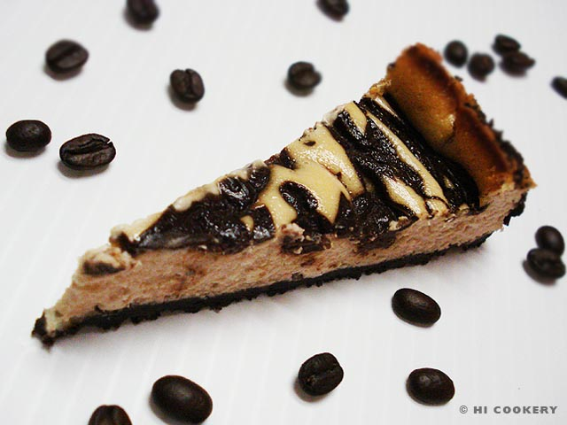 Kona Coffee Cheesecake