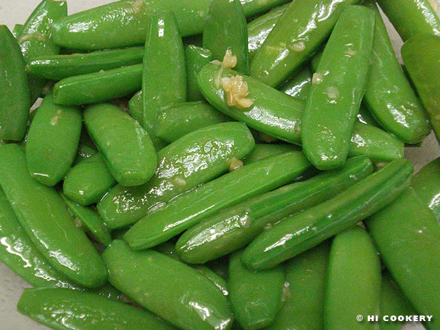 how to eat snap peas