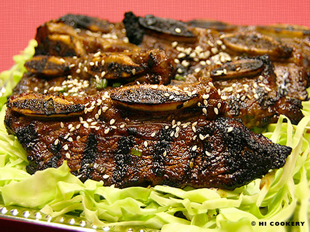 ... korean kalbi recipes dishmaps korean kalbi bulgogi recipe korean kalbi