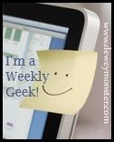 Weekly Geeks 1