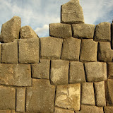 Masonry at Saqsayhuaman