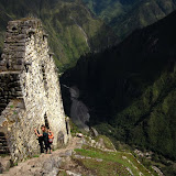 Exploring Wayna Picchu