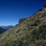 Ascending Cerro Faulkner